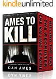 Ames To Kill (Three Full-Length Thrillers): The Killing League, The Recruiter, Killing the Rat