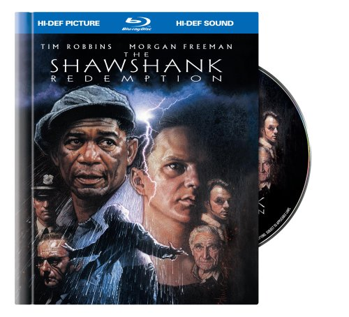 Cover art for  The Shawshank Redemption (Blu-ray Book Packaging)
