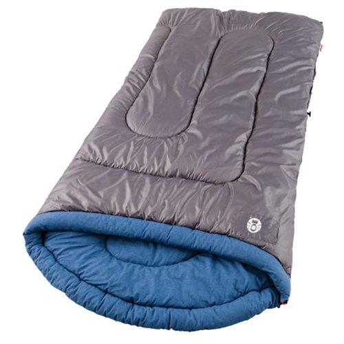 Coleman-White-Water-Large-Cool-Weather-Scoop-Sleeping-Bag