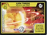 Doctor Who Monster Invasion Extreme Common Card #322 Junk Tardis