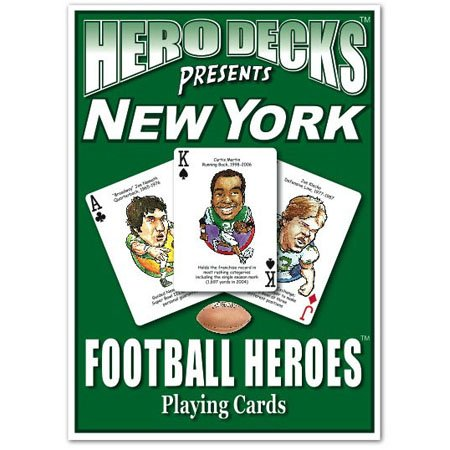 Hero Decks - New York Jets - 1