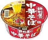 明星 評判屋の中華そば醤油味 73g×12個