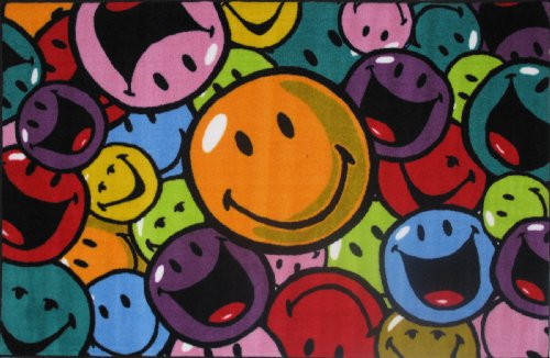 Fun Rugs Sw-15 1929 Smiley World Smiles & Laughs front-257771
