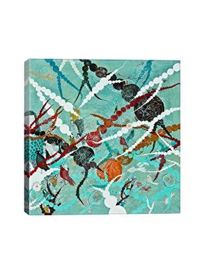 Lia Porto Gallery No Es Correr Es Flotar Canvas Print