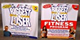 img - for The Biggest Loser Weight-Loss Program and The Biggest Loser Fitness Program Book Set (The Weight Loss Program to Transform Your Body, Health, and Life, Fast, Safe, and Effective Workouts to Target and Tone your Trouble Spots) book / textbook / text book