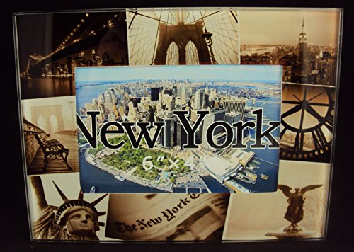 Glass Picture Frame, New York City Scenes, 4