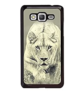 Fuson Premium 2D Back Case Cover leapord With Multi Background Degined For Samsung Galaxy J5::Samsung Galaxy J5 J500F