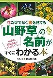 花だけでなく実を見ても「山野草」の名前がすぐにわかる本
