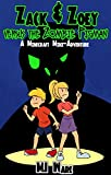 img - for Zack & Zoey versus the Zombie Pigman: A Minecraft Mini-Adventure (Z&Z Book 3) book / textbook / text book