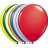 100 Luftballons 1A Qualität, ø30 cm, Umfang 90/100 cm Metallic- /Perl-Farben
