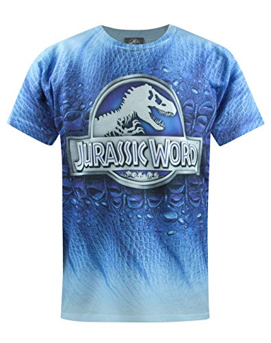 Garons-Official-Jurassic-World-T-Shirt