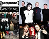 Evanescence fabric poster 16