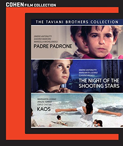 Taviani Brothers Collection [Blu-ray]