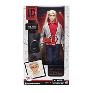 One Direction Singing Dolls Collection Niall from One Direction