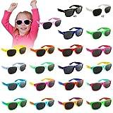 Lot of 24 Nerd Glasses - Buddy Holly Wayfarer (Multi, kids)