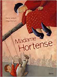Madame Hortense (French Edition): 9782701151885: Amazon.com: Books