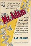 Mr. Adam (Vintage Pocket Bk #498)