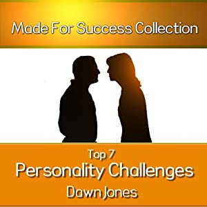 Top 7 Personality Challenges Audiobook