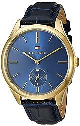 Tommy Hilfiger Women's 1781575 Analog Display Quartz Blue Watch