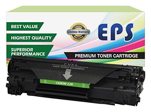 EPS Replacement Canon 126 Black Toner Cartridge for Canon LBP6200D (Eps Replacement Toner Cartridge compare prices)