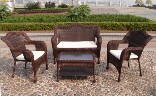 Gartenmöbel Rattanmöbel Lounge Gartengarnitur Poly Rattan online kaufen