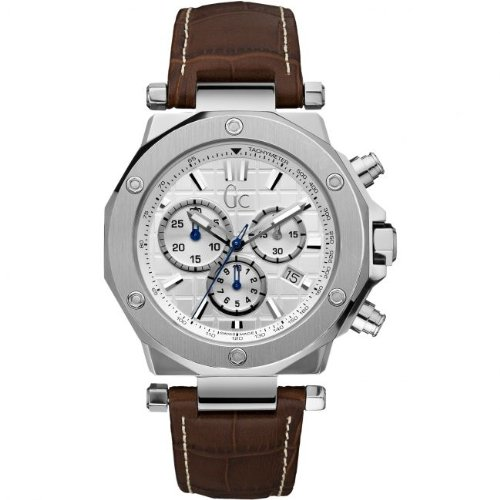 GC GUESS Reloj de cuarzo Man X72001G1S 44 mm
