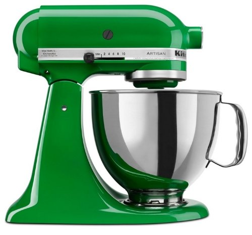 KitchenAid Artisan 5KSM150 Green 220 volt (WILL NOT WORK IN THE USA) SALE