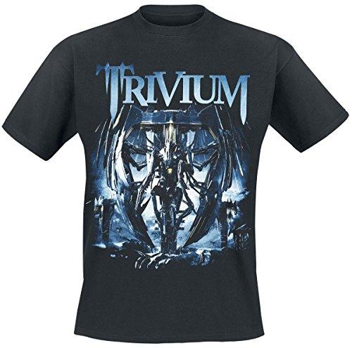Trivium Vengeance Falls European Tour 2014 T-Shirt nero S