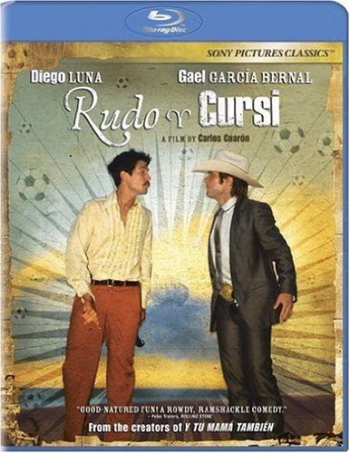 Cover art for  Rudo Y Cursi [Blu-ray]