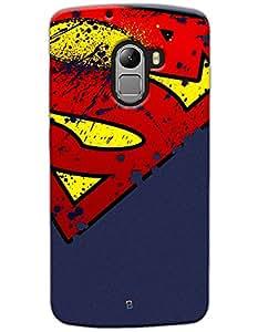 myPhoneMate Cool Superman case for Lenovo K4 Note