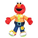 Playskool Sesame Street Ready to Dress Elmo