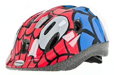 Raleigh Mystery Spiderman Boys Cycle Helmet from Raleigh