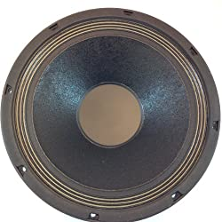"""12"""" DIE CAST FREE AIR WOOFER 80 Oz. Vented Magnet and Aluminum Basket, 2"""" Voice Coil, 8 Ohm, 150W RMS, 60Hz-7kHz, 110dB, /Gold Push Terminals, Treated Cloth/Accordian Surround, Kevlar Composite Cone, Great For Trunk Box or Free Air in Trunk. by TS2"""