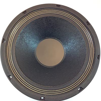 "12"" DIE CAST FREE AIR WOOFER 80 Oz. Vented Magnet and Aluminum Basket, 2"" Voice Coil, 8 Ohm, 150W RMS, 60Hz-7kHz, 110dB, /Gold Push Terminals, Treated Cloth/Accordian Surround, Kevlar Composite Cone, Great For Trunk Box or Free Air in Trunk. by TS2"