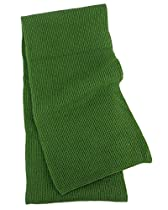 Pure Cashmere Scarf in Deep Green for Man