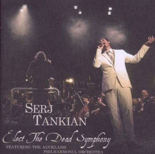 Elect the Dead Symphony by Serj Tankian (2010) Audio CD