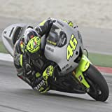 Italy No. 46 Valentino Rossi of Yamaha Factory Racing at MotoGP Official Test Sepang 1 on Feb 7, 2013 (2) 24