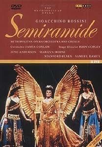 Rossini: Semiramide [DVD] [2002]