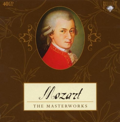Wolfgang Amadeus Mozart : The Masterworks (Les Chefs-D' Uvre)