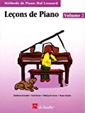 51pHyDKIO%2BL. SL160  Piano Lessons Book 2   French Edition: Hal Leonard Student Piano Library Reviews