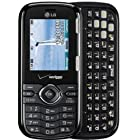 LG Cosmos VN250 Black No Contract No Data Verizon Cell Phone QWERTY Keyboard