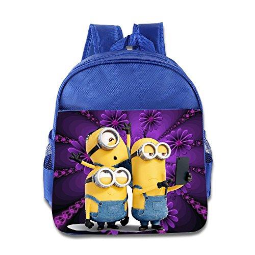 iHappy-Kids-Minions-Backpack-Kids-School-Backpack