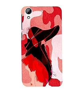 Pattern Fashionist 3D Hard Polycarbonate Designer Back Case Cover for HTC Desire 728G Dual Sim::HTC Desire 728G::HTC Desire 728