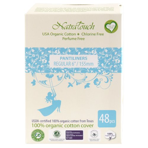 Natratouch Organic Pantiliners 6