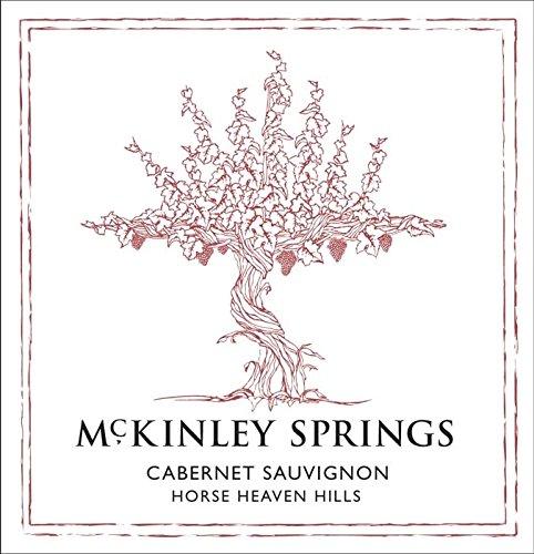 2010 Mckinley Springs Horse Heaven Hills Estate Cabernet Sauvignon 750 Ml