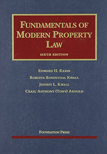 Rabin, Kwall, Kwall, and Arnold's Fundamentals of Modern...