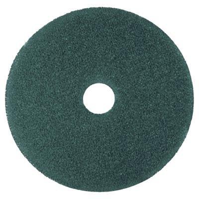 "Brand New 3M Cleaner Floor Pad 5300 17"" Blue 5/Carton"