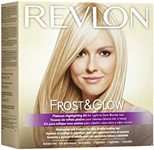 Revlon Frost and Glow Platinum, 5 Ounce