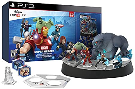 Disney INFINITY: Marvel Super Heroes (2.0 Edition) Collector's Edition - PS3 (US)
