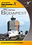 Mega Airport Budapest Add-On for Flight Simulator X (PC DVD)